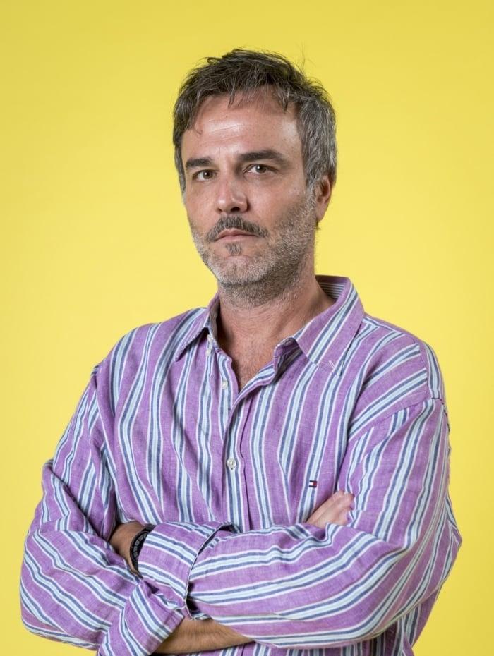 Murilo (Marcelo Vale), em