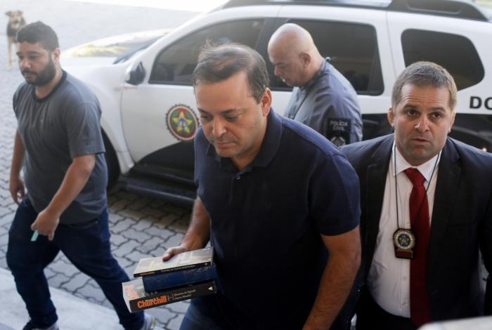 Rodrigo Neves vai em cana no dia 10 de dezembro de 2018