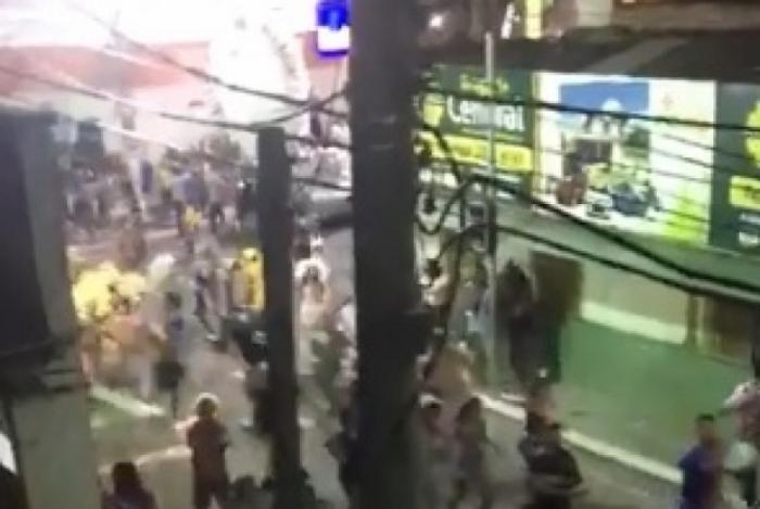 Confusão em São João da Barra deixa um morto