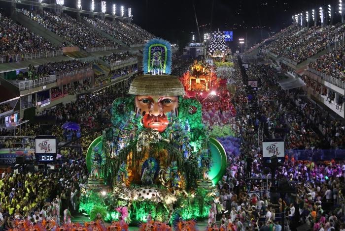A grande campeã, Mangueira, fecha o Desfile das Campeãs neste sábado