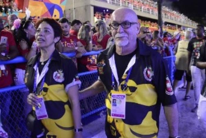 Márcia Lage e Renato Lage são os novos carnavalescos da Portela