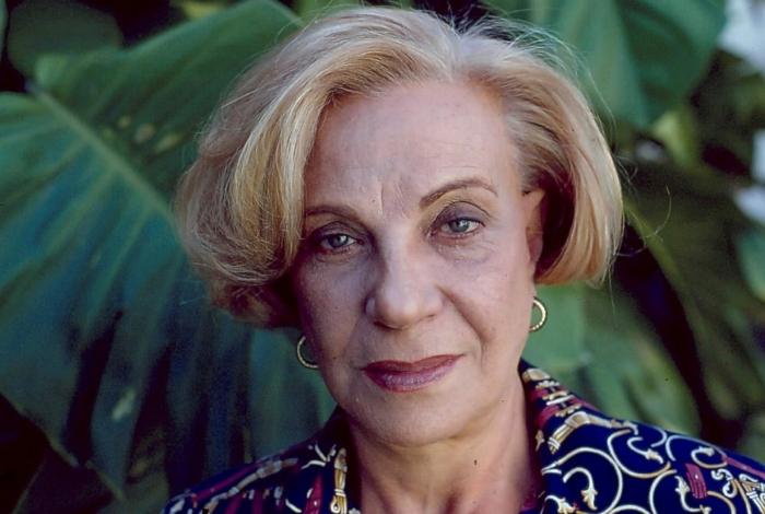 Atriz Márcia Real morre aos 88 anos
