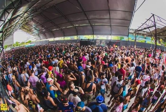 Bloco do Sai, Hetero RJ faz Ressaca de Carnaval