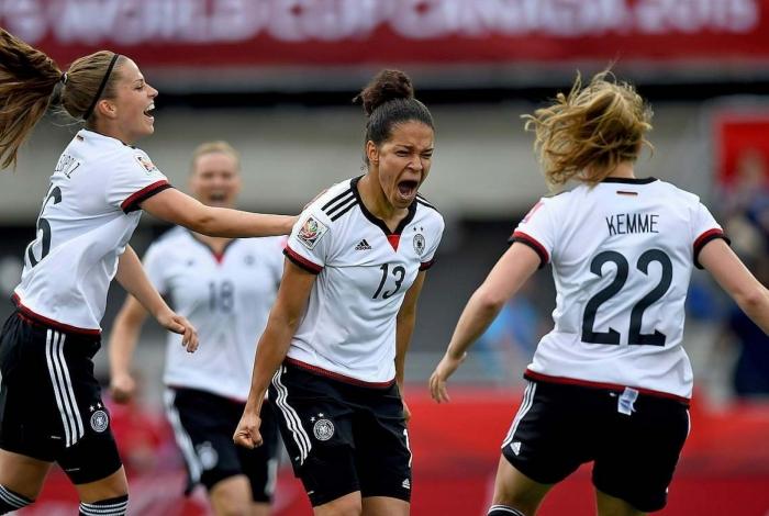 Alemanha é uma das seleções patrocinadas pela Adidas