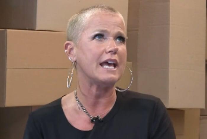 Xuxa faz crítica ao governo PT