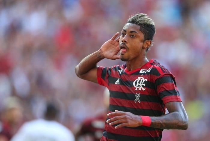 Além de se recuperar das dores musculares, Bruno Henrique só vai ser julgado a partir da semana que vem