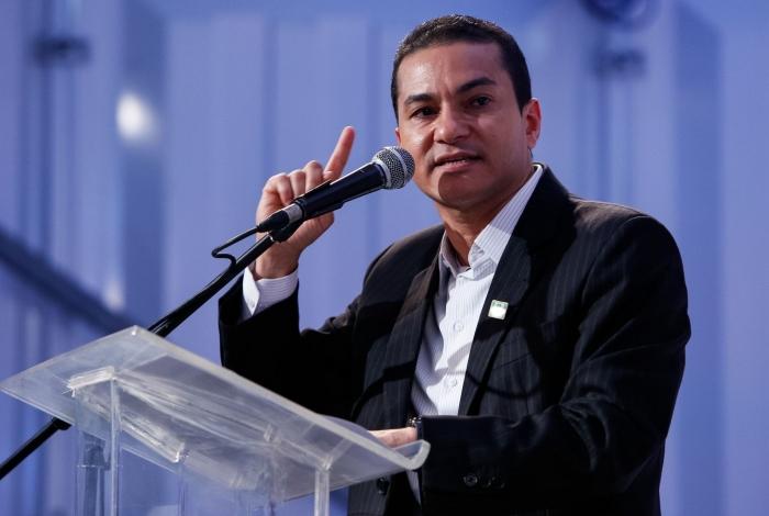 (São João da Barra/RJ - Discurso do Ministro da Indústria, Comércio Exterior e Serviços, Marcos Pereira (Alan Santos/PR)
