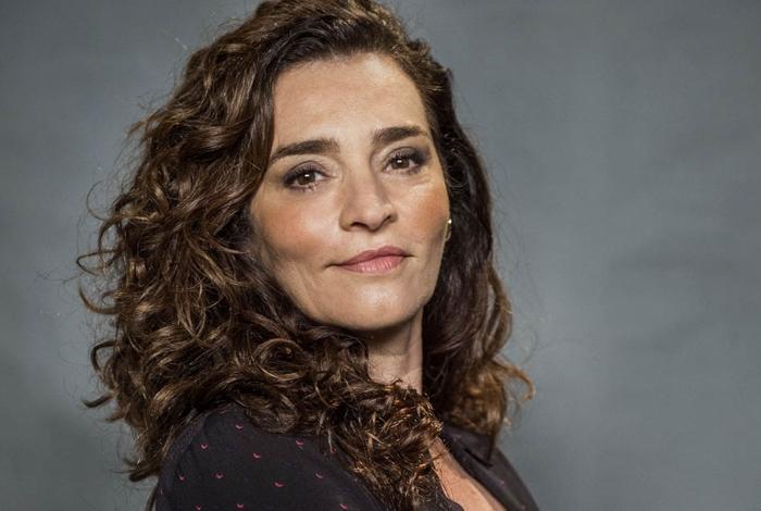 Gisele Fróes viveu Candida  em 'A Força do Querer'