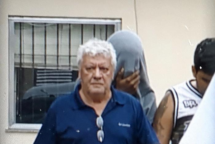 O ginecologista Sílvio Pereira foi levado para audiência de custódia