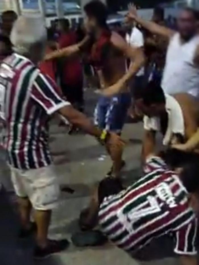 Agressão aconteceu após clássico válido pela Taça Rio, no Maracanã