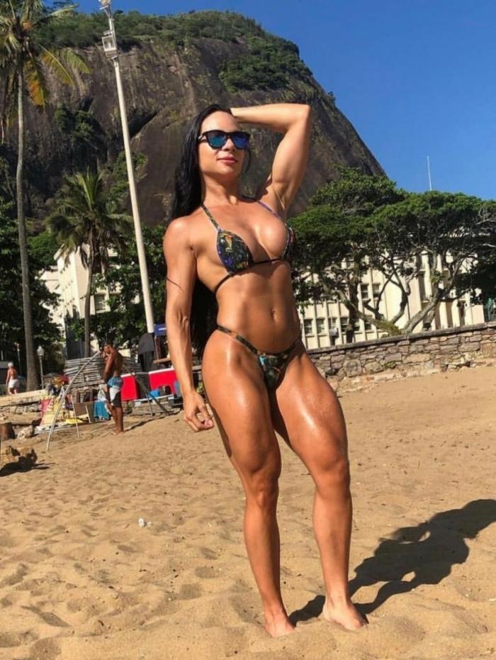 Nutricionista esportiva e musa fitness, Mariana Dantas, de 37 anos, dá algumas dicas apra quem quer praticar esporte e melhorar a alimentação