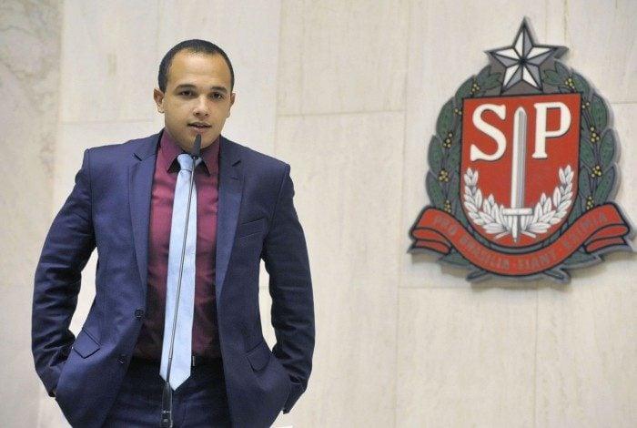 O deputado Douglas Garcia é criador do grupo 'Direita São Paulo'