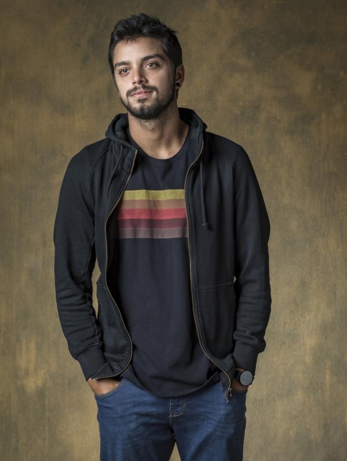 Bruno (Rodrigo Simas), em