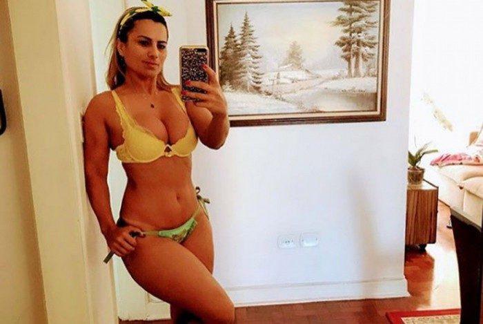 Márcia Imperator dá curso de sexo online