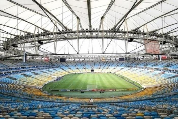 O Maracanã concorreu com estádios de outras 12 cidades da América do Sul
