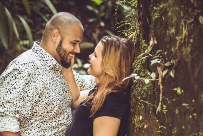 Winner, morto por bala perdida em São Gonçalo, seria pai pela primeira vez e mulher estava grávida de sete meses