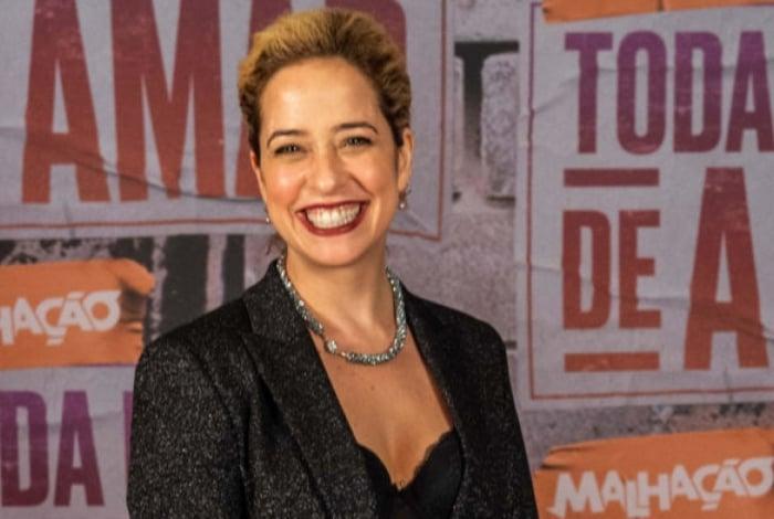Paloma Duarte vive Lígia em 'Malhação — Toda Forma de Amar'