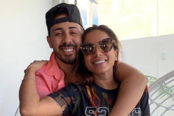 Carlinhos Maia e Anitta