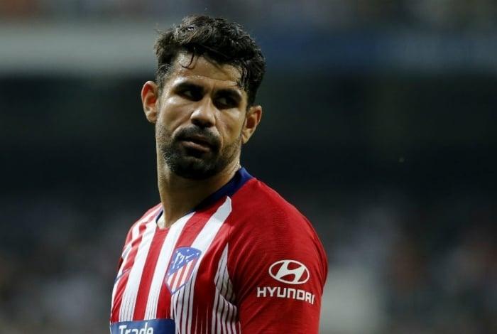 Diego Costa é um dos destaques do Atlético de Madrid