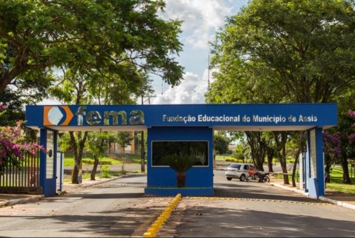 Campus da Fema, em Assis (SP)
