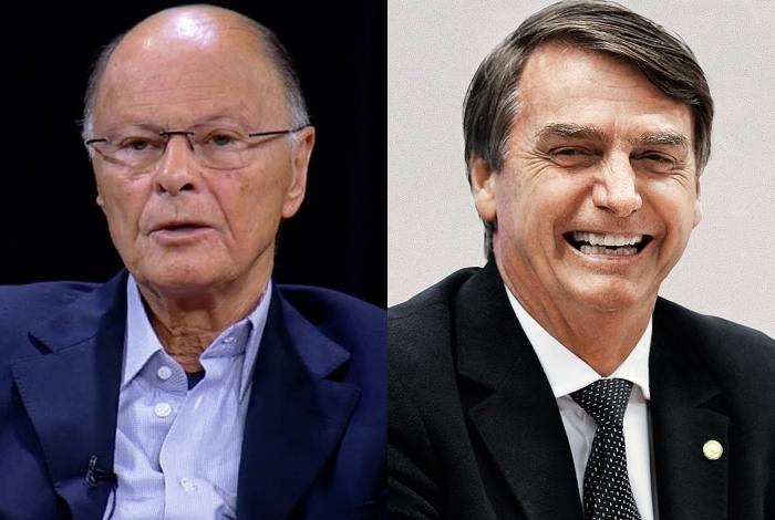 Edir Macedo e Bolsonaro