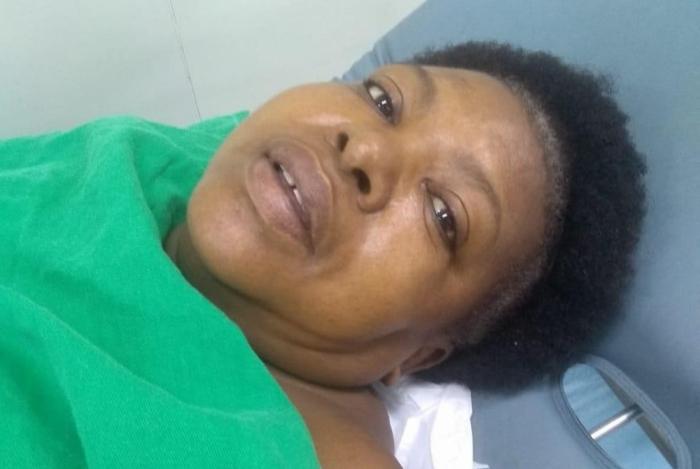 Diarista baleada dentro de ônibus na Avenida Brasil
