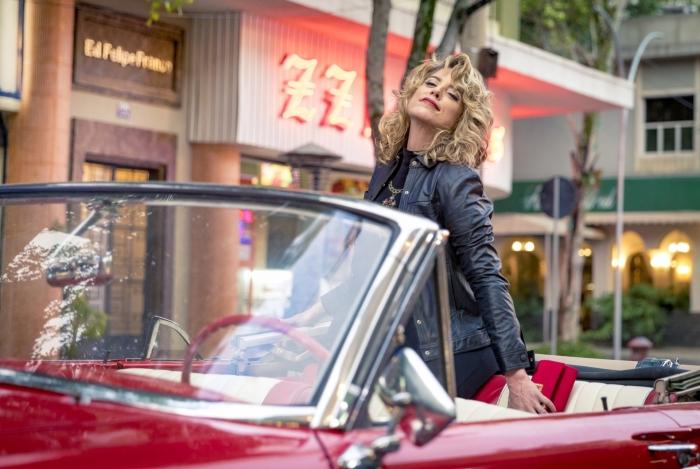 A personagem La Donna é inspirada na cantora Madonna