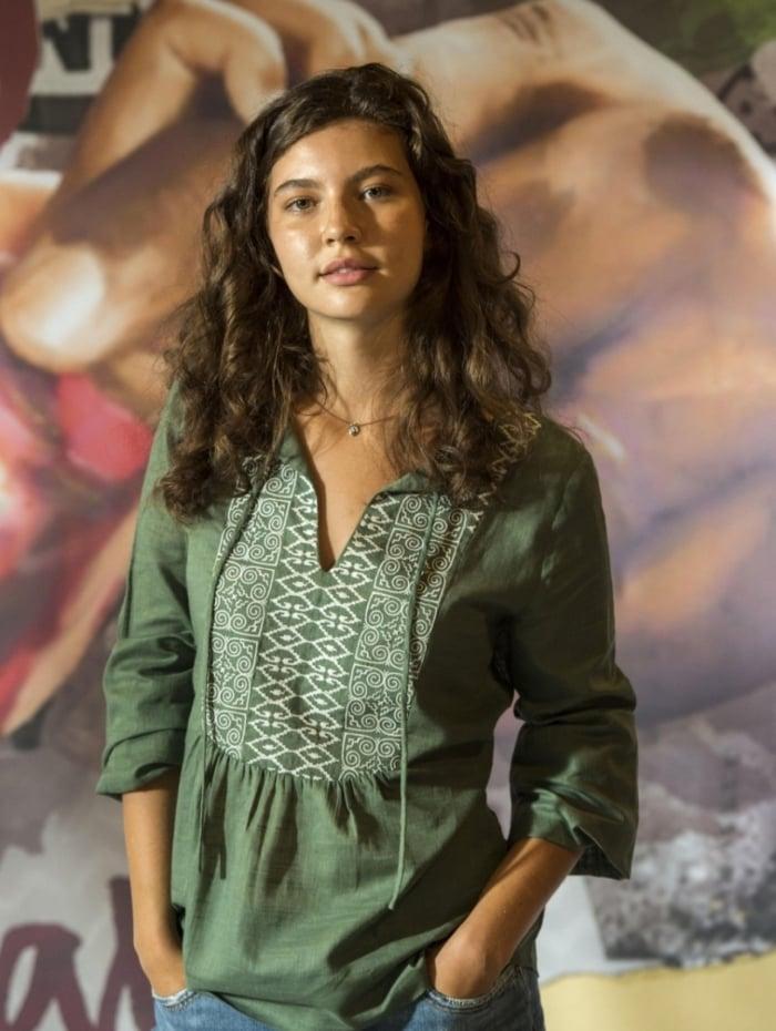 Rita (Alanis Guillen), em 'Malhação — Toda forma de amar'
