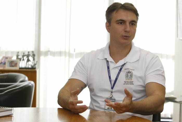 Informação da não exoneração foi confirmada pelo secretário estadual de Educação, Pedro Fernandes