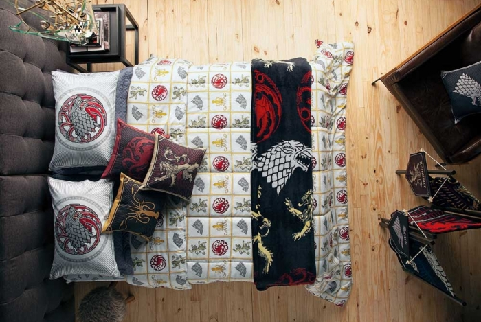 Riachuelo apresenta coleção casa inspirada na série Game of Thrones