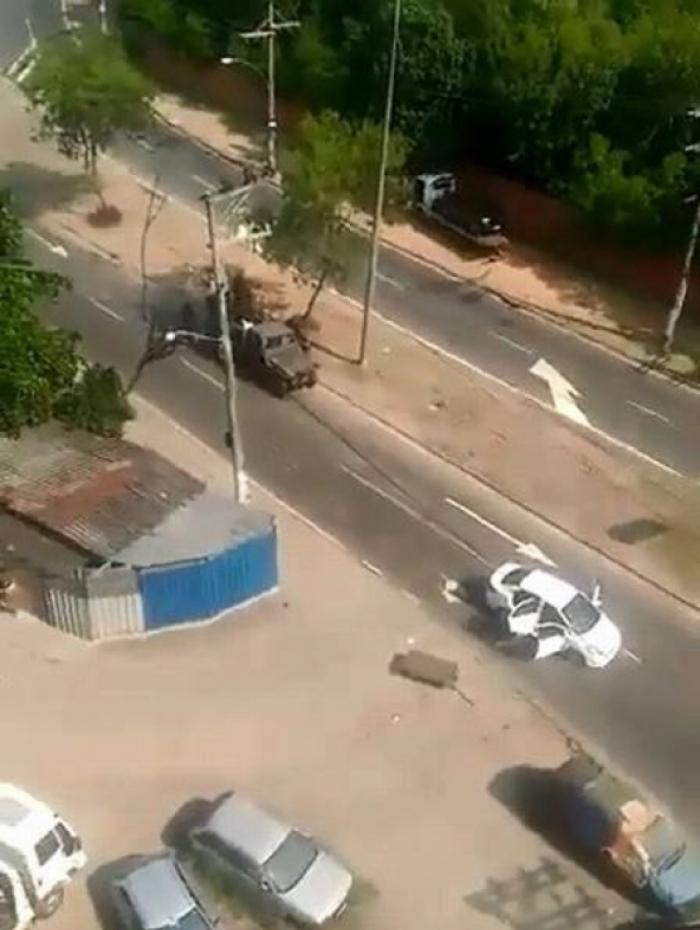 Troca de tiros em Guadalupe deixa um morto e dois feridos