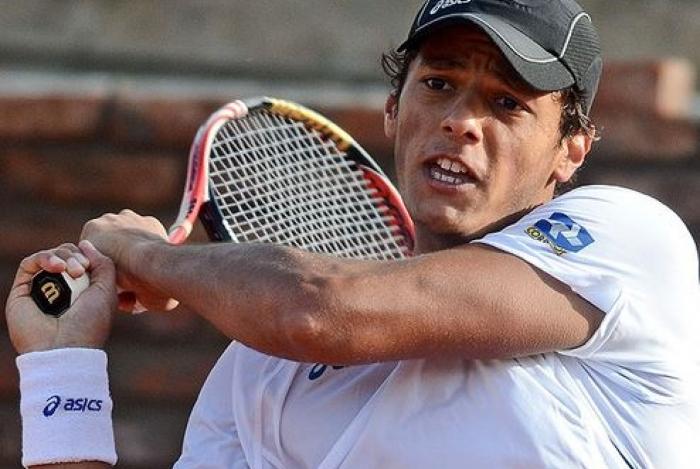 João Souza, o Feijão, é o 422º no ranking da ATP