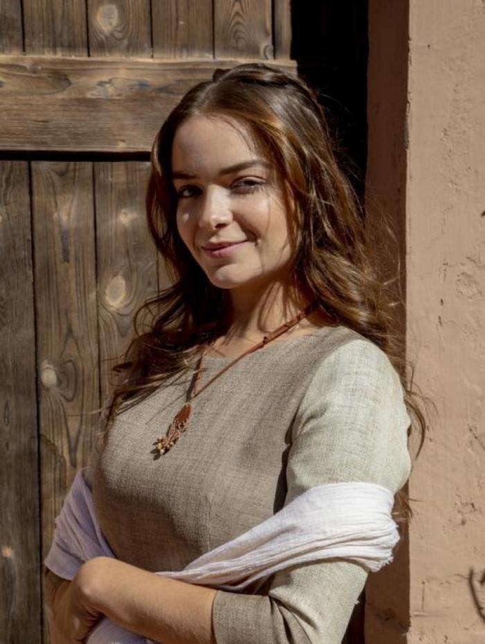 Joana (Camila Mayrink), em 'Jezabel'