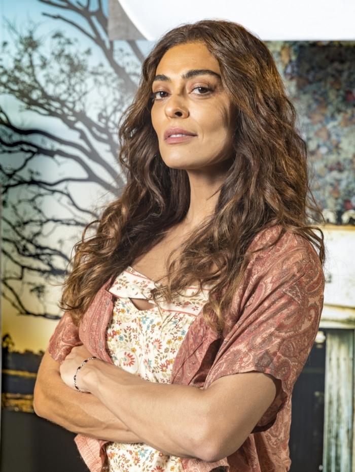 Juliana Paes vai viver a boleira Maria da Paz na novela 'A Dona do Pedaço', que estreia amanhã