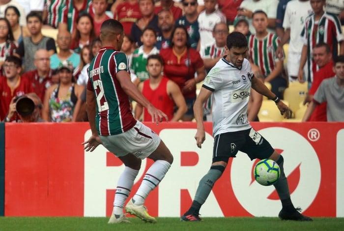 Botafogo venceu o Fluminense por 1 a 0 neste sábado