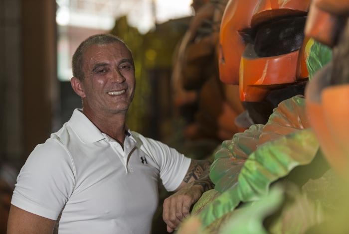 Paulo Barros deixou a Viradouro: a Unidos da Tijuca está de olho neste amor antigo pelo carnavalesco