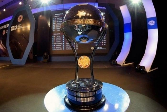Vai começar a 2ª fase da Copa Sul-Americana