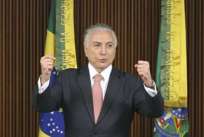 Ex-presidente Michel Temer conseguiu habeas corpus no STJ