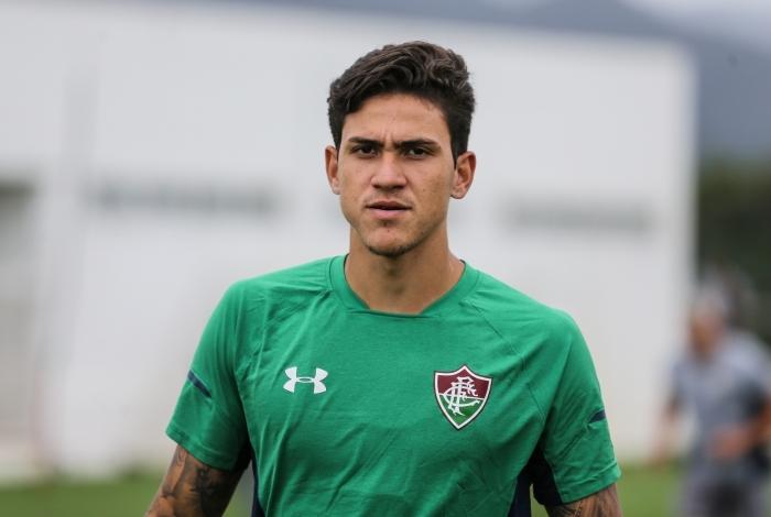 Participação em Toulon fará Pedro perder quatro jogos do Tricolor