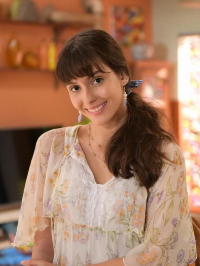 Gabriela (Rafaela Sampaio), em 'Topíssima'