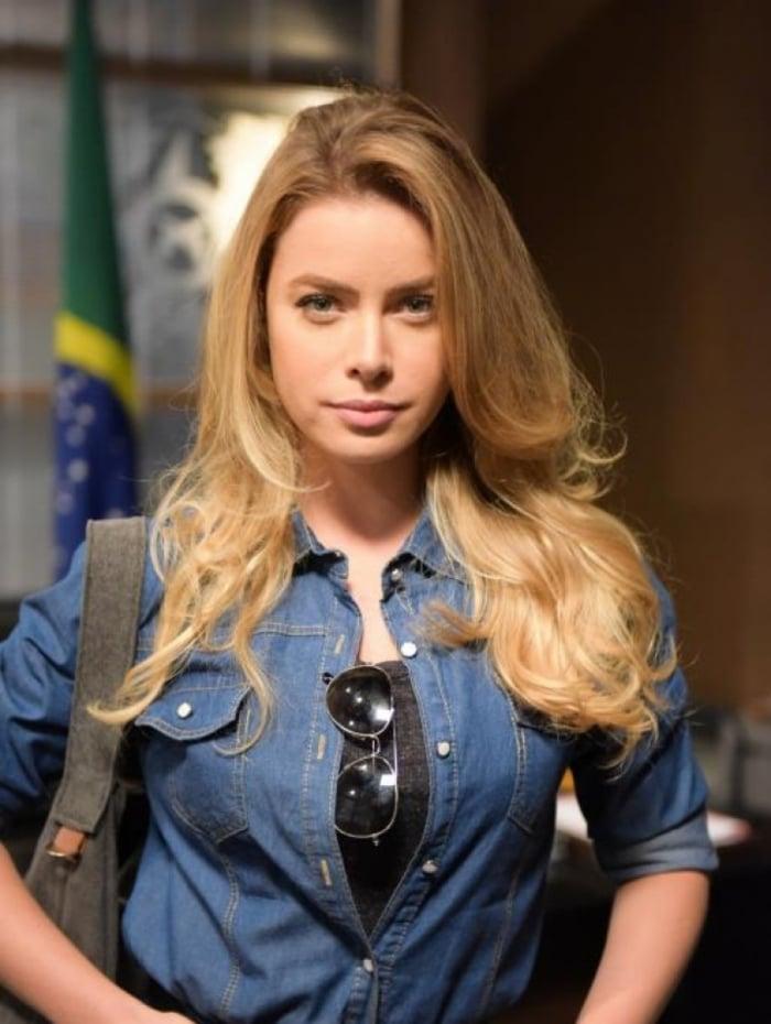 Graça (Rayanne Morais), em 'Topíssima'
