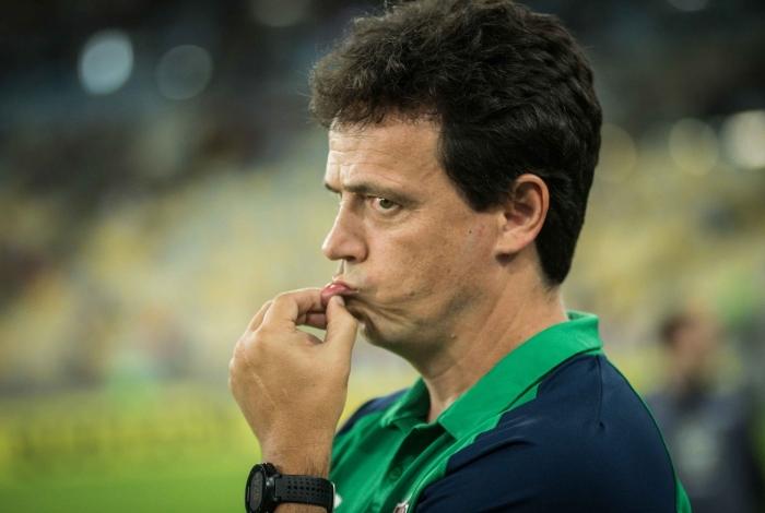 Fluminense de Fernando Diniz recebeu elogios do técnico adversário