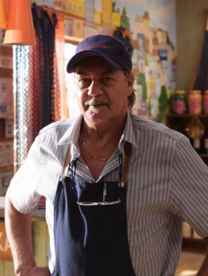 Zeca (Paulo Cesar Grande), em 'Topíssima'