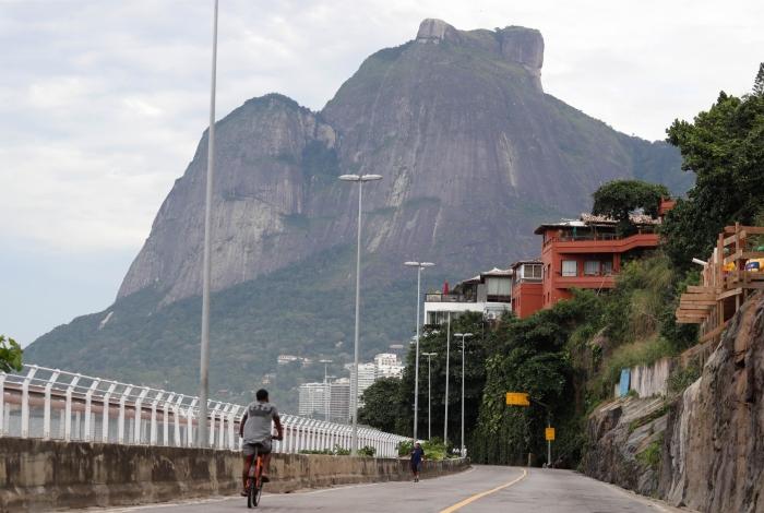 Apenas moradores podem ter acesso à Niemeyer
