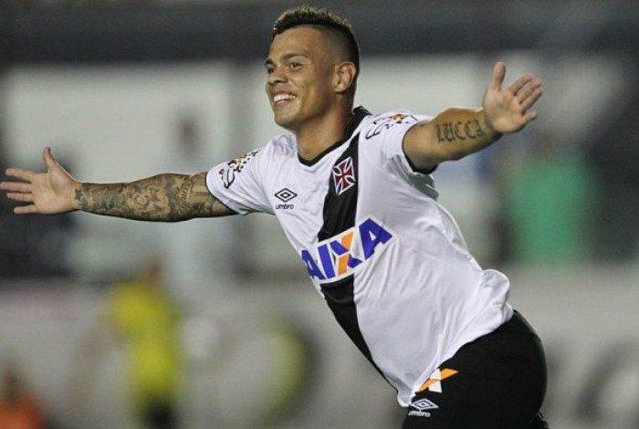 Bernardo atuou pelo Vasco entre 2011 e 2015