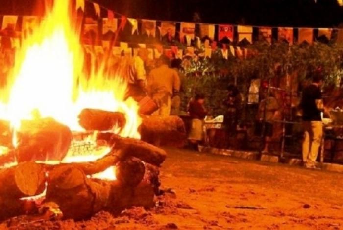 fogueira, festa junina