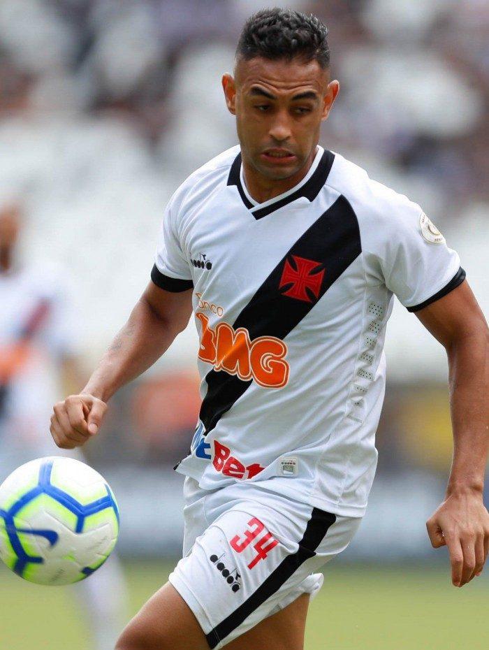 Rio, 02/06/2019, Botafogo x Vasco, na foto werley, Foto de Gilvan de Souza / Agencia O dia