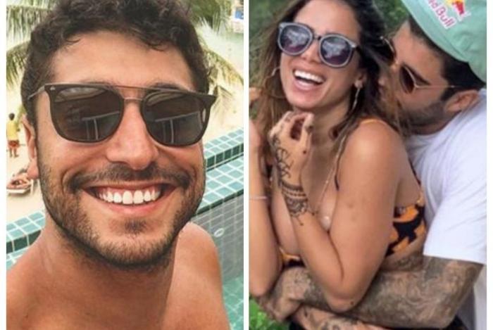 Thiago Magalhães manda indireta após Anitta assumir namoro com o surfista Pedro Scooby