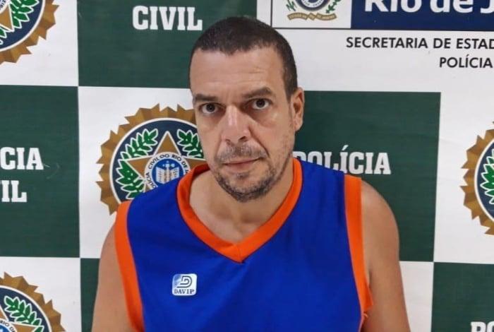Max Daniel Lima Tafur foi preso nesta quarta