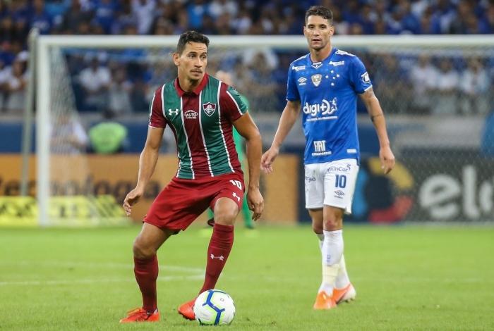 Fluminense enfrenta o Cruzeiro esta noite pelas oitavas de finais da Copa do Brasil 2019.